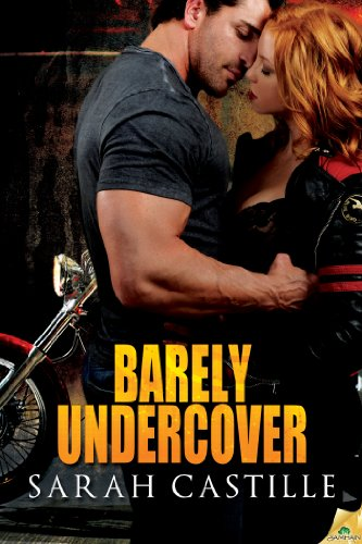 Barely Undercover (Legal Heat) by Sarah Castille