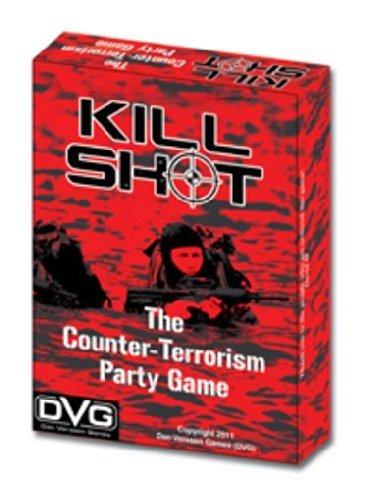 DVG: Kill Shot, Counter-Terrorist Party Card Game - 1