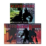 Tanya Huff Blood Series Collection 5 Books Set, (Victoria Nelson),
