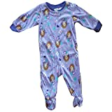 Disney Sofia the First Toddler Girls' Footed Blanket Sleeper Pajama (24 Months)