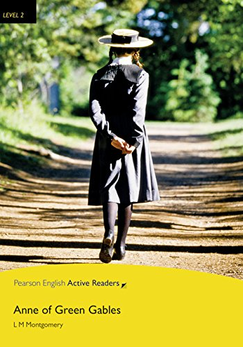 Anne of Green Gables. Level 2. Book and Multi-ROM with MP3 Pack (Pearson English Active Readers)