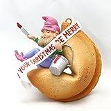 フォーチュンクッキー エルフ 1984年 おみくじ入りクッキーの上の妖精 キープセーク クリスマス オーナメント ホールマーク Hallmark コレクション プレゼント ギフト 置物