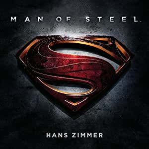 Man Of Steel: Original Motion Picture Soundtrack [2 CD]