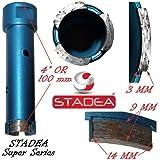 """3/4"""" stadea diamond core drill bits - For Granite Stone Concrete Coring Drilling"""