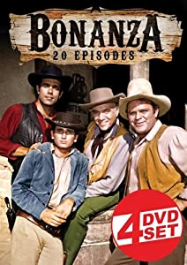 Bonanza - 20 Episodes (4 Disc Set) by TGG Direct