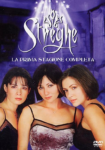 Streghe Stagione 01 [6 DVDs] [IT Import]