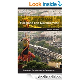 Religions and Development (Routledge Perspectives on Development)