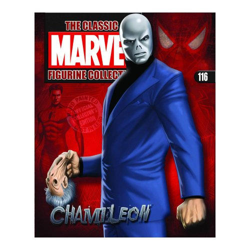 The Classic Marvel Figurine Collection #116 Chameleon - 1