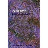 Zadie Smith: Critical Essays ~ Tracey L. Walters