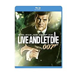 Live and Let Die (50th Anniversary Repackage) [Blu-ray]