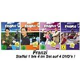 Franzi 1-4 - Die komplette 1-4 Staffel (4 DVDs)