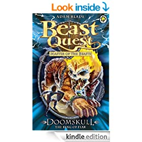 Beast Quest: 60: Doomskull the King of Fear