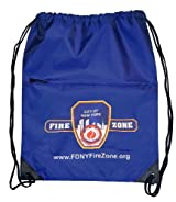 FDNY DRAWSTRING BACKPACK
