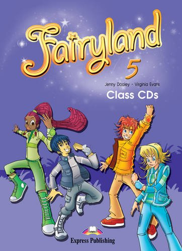 Fairyland: Class CDs (International) Level. 5