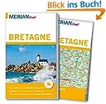 MERIAN live! Reisef�hrer Bretagne: Mi...