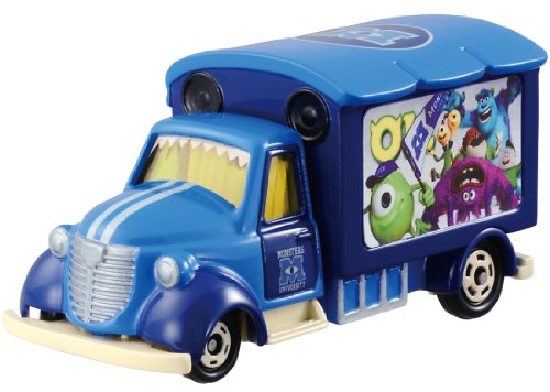 Takara Tomy Tomica Disney Motors Jolly Float Ii Monsters University (Japan Import)