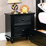 Corine 2 Drawer Nightstand