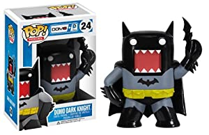 Funko Pop Heroes Domo Dark Knight Batman Vinyl Action Figure