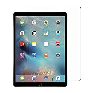 Nimaso iPad Pro 10.5 専用 フィルム 日本製素材旭硝子製 強化ガラス透明)
