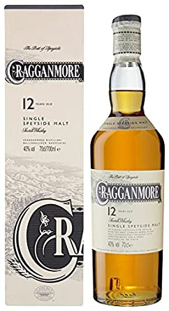 Cragganmore 12 Year Old Whisky 70 cl