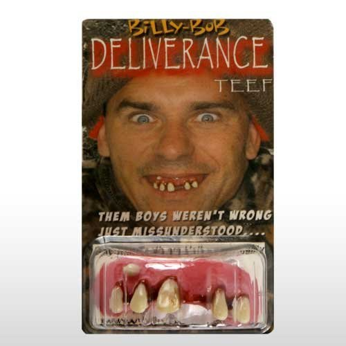 Deliverance Billy Bob Teeth