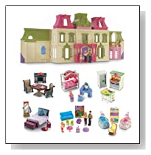 Top 10 Dollhouses 2015 Top 10 Store
