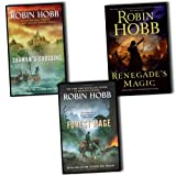 Robin Hobb Robin Hobb Soldier Son Trilogy 3 Books Collection Pack Set RRP: £24.99 (Shaman's Crossing, Forest Mage, Renegade's Magic)