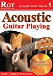 ACOUSTIC GUITAR PLAY - GRADE 1 (RGT G...