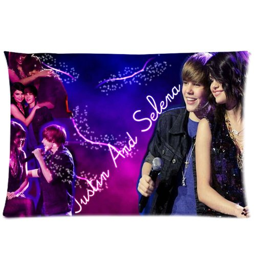 Justin Bieber Pillow Cases front-1058339