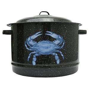 Decorated Crab Pot