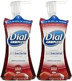 Dial Complete Antibacterial Foaming Hand Wash - Antioxidant Cranberry - 7.5 oz - 2 pk