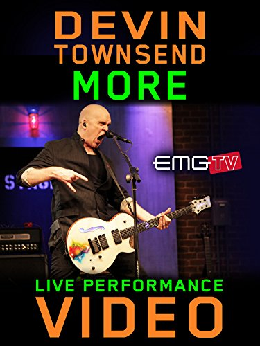 Devin Townsend - More - EMGtv Live Performance