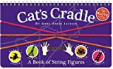 Anne Akers Johnson Cat's Cradle: A Book of String Figures [With Three Colored Cords] Johnson, Anne Akers ( Author ) May-01-2009 Spiral