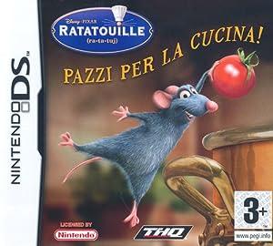 Ratatouille Pazzi Per La Cucina! [Importación italiana]