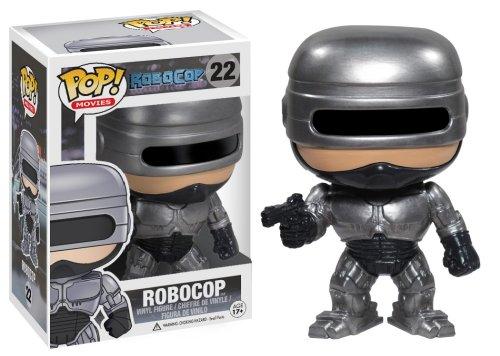 Funko POP Movies: Robocop Vinyl Figure - 1