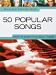 Really Easy Piano 50 Popular Songs Pf...