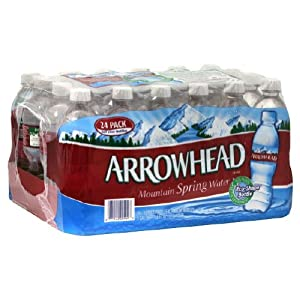 Amazon.com : Arrowhead Water Spring, 0.5Ltr (Pack of 24