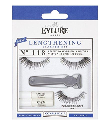 Eylure Starter Kit No. 118, 1er Pack (1 x 3 piezas)