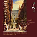 echange, troc  - Les Pins de Rome, Tryptique de Boticelli, 3 Chorals de Bach
