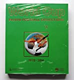 Panini World Cup Football Collections 1970 - 2014 Book Softcover