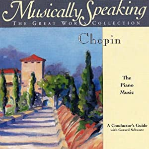 Conductor's Guide to Chopin's Impromptu in C-sharp Minor, Nocturne in E-flat Major, & More Speech