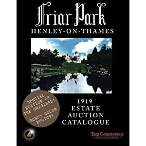 Friar Park: 1919 Estate Auction Catalogue