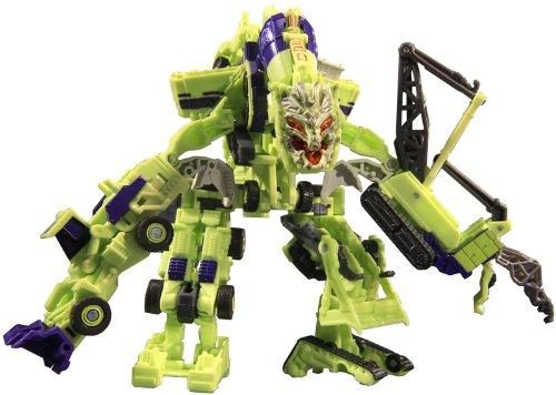 Transformers Japanese G1 Colour EZ Devastator Box Set
