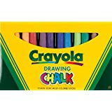 Crayola Colored Drawing Chalk Asst (NA)