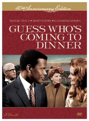 Guess Who's Coming to Dinner? DVD  2-Disc Anniversary Edition > Sidney Poitier, Spencer Tracy, Katharine Hepburn,