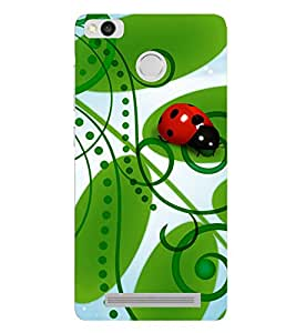 Doyen Creations Designer Printed High Quality Premium case Back Cover For Xiaomi Redmi 3S Prime