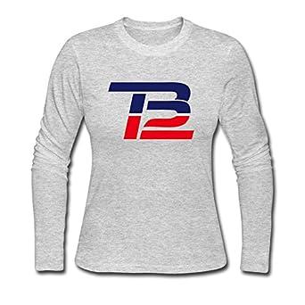 Amazon.com: SHUNFA Women's New England Patriots Tom Brady Tb12 ...