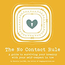 The No Contact Rule (       UNABRIDGED) by Natalie Lue Narrated by Lucy Price-Lewis
