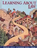 img - for Learning About Law by Donald E Buckingham (October 18,1996) book / textbook / text book