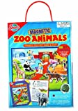 Shure Zoo Animals Magnetic Playboard and Book